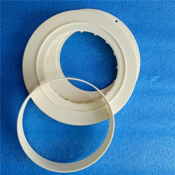 Ceramic insulating ring